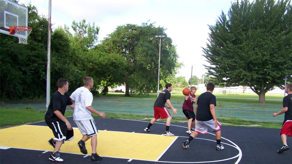 Αθλητικές Δραστηριότητες - Μπάσκετ