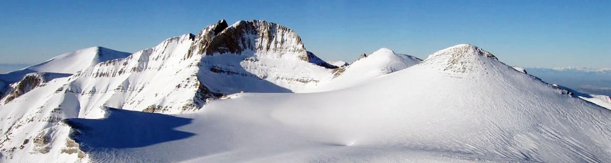 Olympus Mount